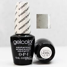 OPI GelColor - GC T55 PIROUETTE MY WHISTLE 15mL/ 0.5oz UV LED Gel Nail Polish