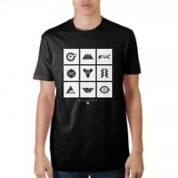 Destiny Multi Icon T-Shirt - Officially Licensed