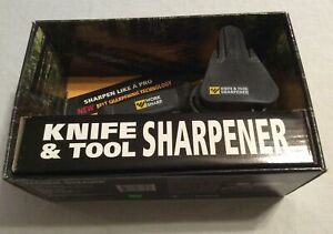 Work Sharp American Company WSKT Knife and Tool Sharpener Brand New