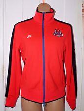 Nike Women's Allez France Soccer Track Jacket Retro N98 Colab Size Medium
