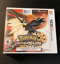 Pokemon Ultra Sun (3DS) NEW