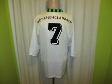 """Borussia Mönchengladbach asics Trikot 1993/94 """"trigema"""" + Nr.7 Gr.L TOP"""