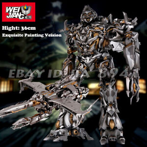 WJ NEW mpm08 T-08 Megatron Decepticons Movie Version Action Figure Collection