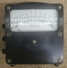 Weston Electrical Instruments, model 433, 0-450, AC Volt meter