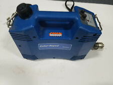 THOMAS & BETTS COLOR-KEYED BATTERY OPERATED HYDRAULIC PUMP W CHARGER