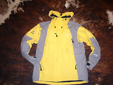 The North Face, Summit Series, Damenjacke Gr. M, Gore Tex XCR, gelb-grau,Expidi