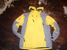 The North Face, Summit Series, Giacca Donna Taglia M, Gore Tex XCR, giallo-grigio, expidi