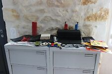 Vintage - Lot circuit JOUEF Voitures + rails divers - 311 320 322 323 310 Start
