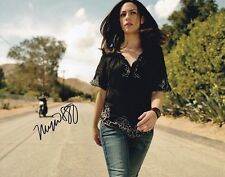 MAGGIE SIFF Signed Autographed SONS OF ANARCHY TARA KNOWLES Photo