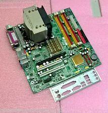 SCHEDA MADRE SOCKET 775 ACER GA-8I945AE+CPU PENTIUM D 925 DUAL CORE/3.0GHz