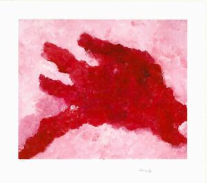 Armando - Die Hand  - Auflage 25 handsigniert und nummeriert