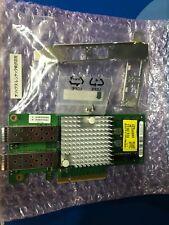 Fujitsu D2755-A11 Intel 2x 10GbE Dual Port SFP Network LAN Ethernet PCIe x4