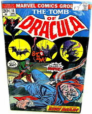 *Tomb of Dracula (Marvel, Vol. 1) LOT! #14-37 Wolfman/Colan! CLASSIC! (18 Books)