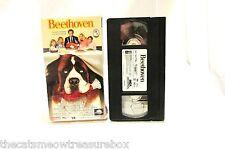 Beethoven Family Childrens Movie 1992 VHS PG MCA Universal Dogs St Benard