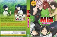 MIX (Chapter 1 - 24 End) ~ 2-DVD SET ~ English Dubbed Version ~ All Region ~