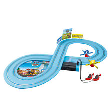 Carrera First Paw Patrol 2.4m On The Roll Set Racing Slot Cars w/Remote Kids Toy