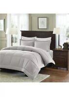 New Full/Queen Comforter Set Grey Madison Park MP10-2434