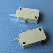 2×Manufacturer Approved Replacement KW3A Microwave Micro Switch Normally Open