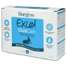 More details for in stock burgess  excel dualcare 60g sachets critical care for rabbit guinea pig