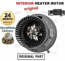 FOR BMW X1 E84 SERIES SDRIVE XDRIVE  2009--> INTERIOR HEATER BLOWER MOTOR