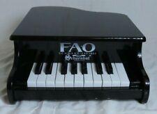 Vintage Fao Schwarz Baby Grand Piano(18 Keys) Schoenhut.