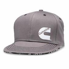Cummins diesel ball cap snapback flip flat bill hat cummings ram New