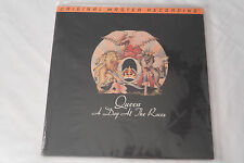 QUEEN Original__SEALED__MFSL 1/2 Speed__Day At Races' LP__200g Anadisc__EX++