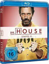 DR. HOUSE, Staffel 8 (5 Blu-ray Discs) NEU+OVP