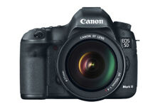 Canon EOS 5D Mark III 22.3MP Digital SLR Camera - Black(Kit w/ EF L IS USM 24-1)
