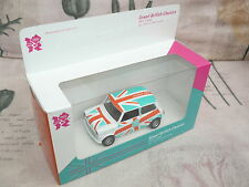 CORGI LONDON 2012 OLYMPIC GAMES CLASSIC MINI  OFFICIAL PRODUCT NEW STOCK MINT