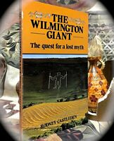 WILMINGTON GIANT: QUEST FOR A LOST MYTH ~ 1ST EDN 1983 SC SACRED GEOMETRY OCCULT