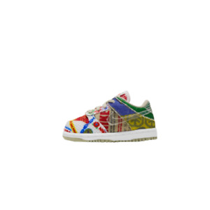 [Nike] (TD) Dunk Low SP City Market-Multi Color (DD3575-900)