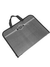 Icon A4 Black Handled Carry Case Art Portfolio Artists Paper Storage Folder
