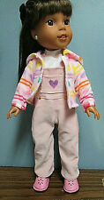 """Hooded Jacket Set handmade to fit 14.5"""" Wellie Wisher  Dolls  #2"""