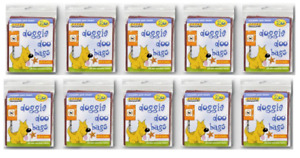 Snappies Dog Doggie Doo Bags 200 Odour Neutralising Fragrance Waste Pet Poo Bag