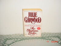 THE CLAYBORNE BRIDGES BY JULIE GARWOOD PAPERBACK BOOK/1998/ORIGINAL/FREE SHIP!