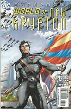 SUPERMAN World Of New Krypton (2009) #2 Back Issue (S)