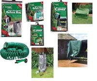 Garden furniture weatherproof covers, Bench Cover, Hammock Cover, Refuse Bag etc