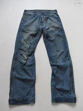 G-Star RAW Jeans Hose Concept Elwood W 31/ L 34, Vintage EXTREM, Denim RARITÄT !
