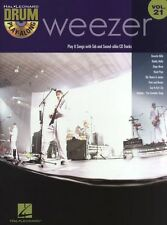 Drum Play-Along Learn to Play Weezer Buddy Holly Music Book & CD