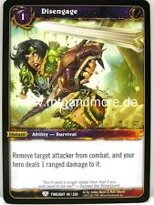 WoW - 4x Disengage - Twilight of the Dragons