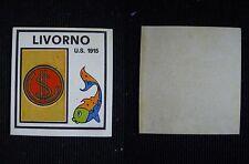 ***CALCIATORI PANINI 1969/70***  SCUDETTO LIVORNO