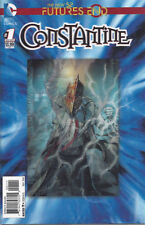Constantine Futures End #1 (NM)`14 Fawkes/ Ferreyra  (3D Cover)