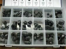 110 pcs stone deflector trunk lid door pillar hood side rubber bumpers af1056 GM