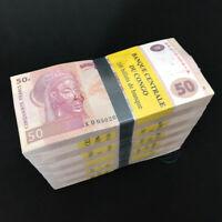 CONGO 50 Francs X 1000 PCS 2013 P-97 Brick UNC Uncirculated