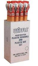 "Wiffle Ball 1001 32"" Wiffle Bat/Ball Set - Quantity 12 Made In USA"