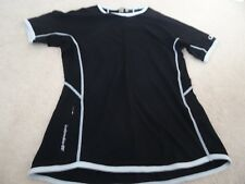 Icebreaker Womens GT Black T Shirt, Medium, Excellent condition