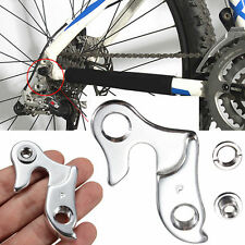 MTB Bike Alloy Rear Gear Mech Derailleur Hanger Hook Drop out Adapter 5T