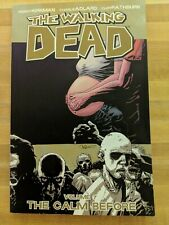 The Walking Dead: Volume 7: The Calm Before, Zombie Graphic novel Horror