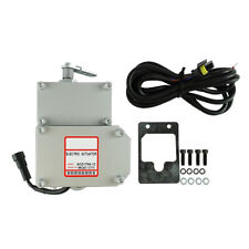 Generator Actuator Adc175a 12v Acd175a 24v For Diesel Generator Genset Engine